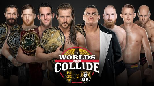 WWE Worlds Collide 2020 date, start time, location, PPV cost, matches