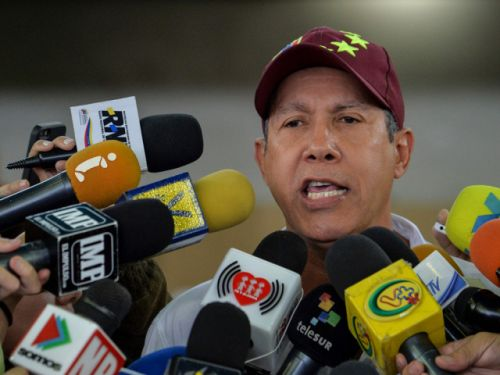 Nicolas Maduro wins Venezuelan election with what his rivals say was a desultory 48% turnout