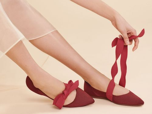 Rothy's latest shoe drop is a new take on classic Mary Janes - here's our review after wearing them around New York City