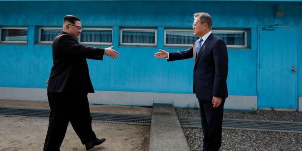 North Korea denies that US sanctions drove its denuclearization pledge - and it was 'arrogance' to ever think that was the case