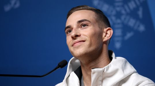 Olympian Adam Rippon Opens up About the Pressure to Win at the 2018 Winter Games