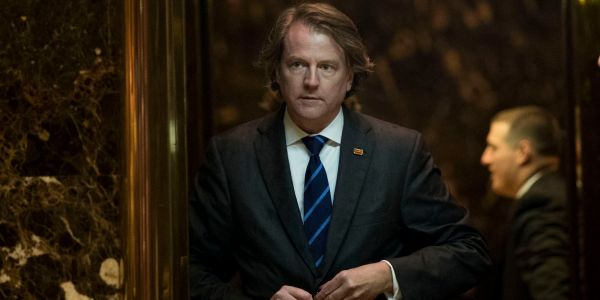 White House counsel Don McGahn is reportedly out after tumultuous tenure in the Trump administration