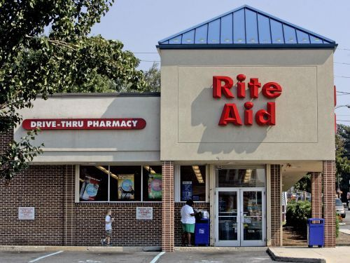 Grocery store chain Albertsons to buy Rite Aid