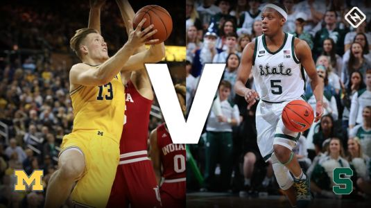 Michigan vs. Michigan State: Time, TV channel, how to live stream
