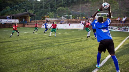 Street Child World Cup set for kick off in Moscow