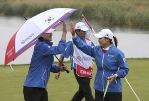 Wie and Korda win for US at International Crown