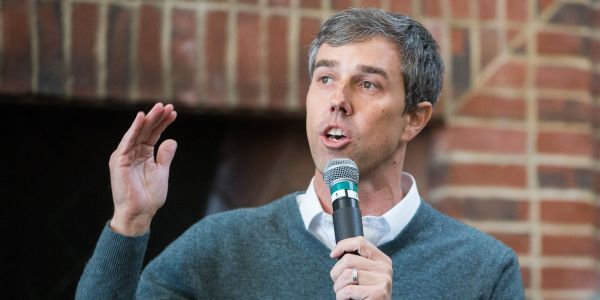 Beto O'Rourke sounds off on big tech companies like Facebook, Twitter, and Google, says government needs to treat them 'a little bit more like a utility'