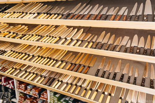 Your Guide to Japanese Knives