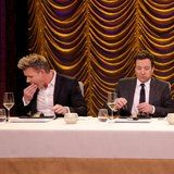 You Will Cry With Laughter Watching Gordon Ramsay Guess the Secret Ingredients in His Food