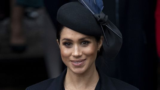 Meghan Markle Just Gave A Very Subtle But Telling Hint About Her Due Date And Now We're Excited AF