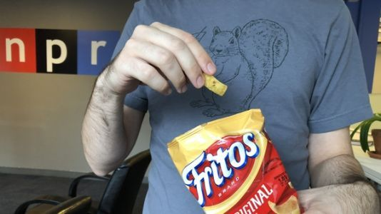 The Case Of The Pricey Frito