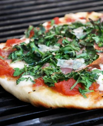Grilled Pizza Is the Best Pizza. Here's How to Do It