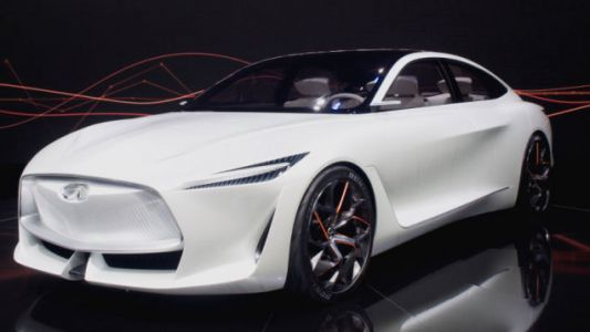 Infiniti Is Making An Electric Car Based On The Striking Q Inspiration Concept