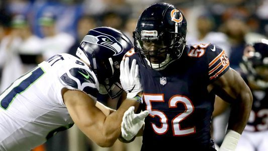 Three takeaways from the Bears' win over the Seahawks