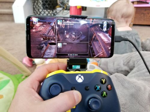 Valve launches Steam Link app for streaming games to your smartphone
