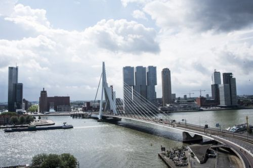 Urban Luxury: A Look at Mainport Rotterdam