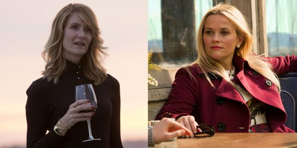 Get your first look at Laura Dern & Reese Witherspoon on set for 'Big Little Lies' 2