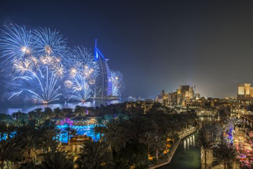 Best Luxury New Year's Eve Celebrations