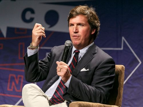 Tucker Carlson will return to Fox News Monday night after protest and assault allegation controversy