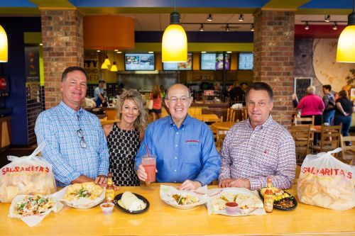 Salsarita's Fresh Mexican Grill Adds Drive-Thru Service to Louisville Location