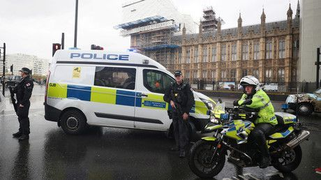 'Potholes over coppers': Chancellor Hammond's budget savaged by Police Federation