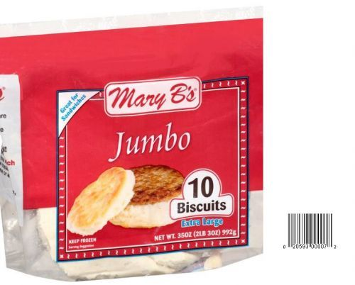 Food company recalls biscuits that may contain Listeria