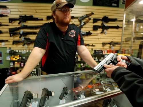 Here are all of the retailers that have stopped selling assault-style rifles and changed firearm policies following gun-control activists' protests