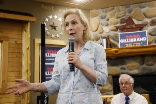 Gillibrand zeros in on abortion in wake of new state laws