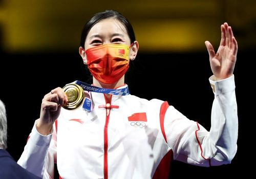 Roundup of Olympic gold medals at the Tokyo Games
