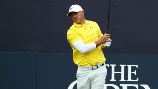 British Open 2019: Brooks Koepka's hopes shot after dreadful start to round four