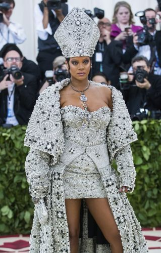 'Pope Rihanna' and the Met Gala expose the double standard of what people will consider cultural appropriation