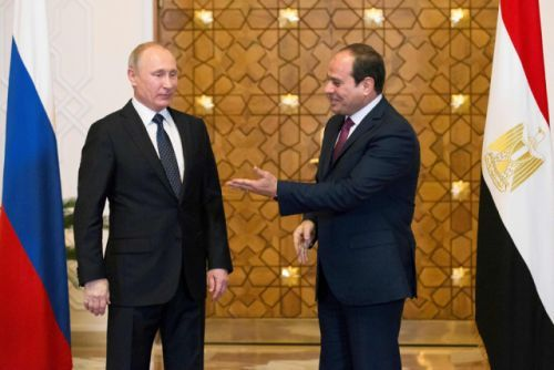 Russia to ink $30B nuclear deal with Egypt, expanding its influence in the Middle East
