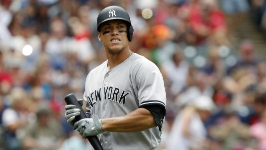 Yankees slugger Aaron Judge says shoulder not an excuse for midseason slump