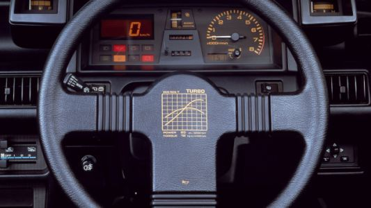 Behold One Of The Truly Wonderful Steering Wheels You Should Know