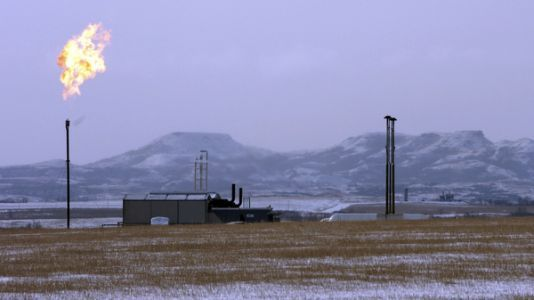 Large Methane Leaks Threaten Perception Of 'Clean' Natural Gas