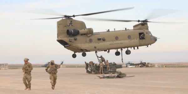 The Army's 3rd Cavalry Regiment earned 60 combat badges on a deployment that saw it fire 5,000 howitzer rounds at ISIS fighters
