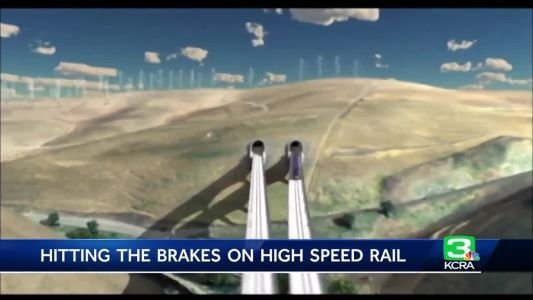 3 things to know about Newsom's plans for high-speed rail