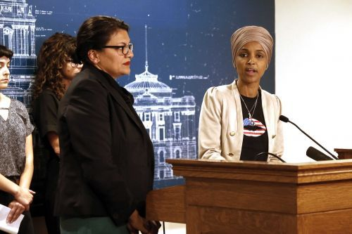 Rep. Omar: Go to Israel, see 'cruel reality of the occupation'
