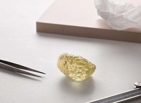 The Largest Diamond Ever Found in North America on Display at Phillips
