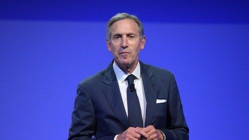 The Obvious Problem With Billionaire Former Starbucks CEO Howard