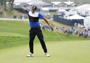 Crowd turns on Koepka, who holds on to win another PGA Championship
