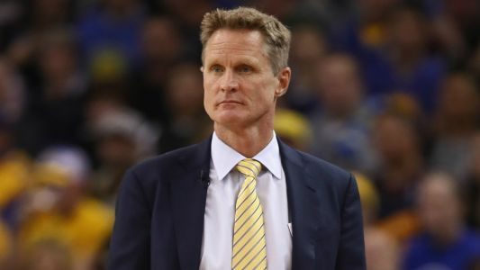 Rockets have edge? 'Our guys have rings,' Steve Kerr says