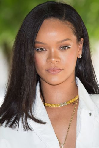 Rihanna's Next Fenty Beauty Product Might Be White Eyeliner, and We're Stoked