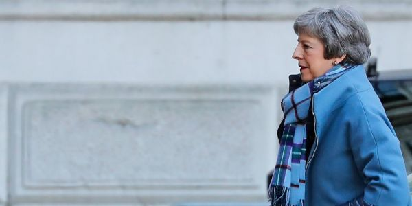 Theresa May accused of running down the clock as she offers more Brexit talks with Corbyn