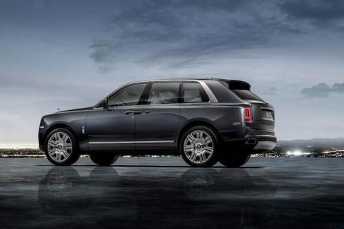 Rolls-Royce Announces First-Ever Luxury SUV