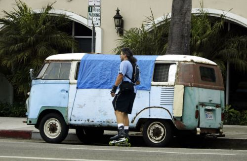 Living in Cars Is Becoming Even More of a Thing in Los Angeles