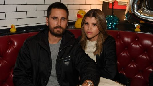 Scott Disick, Is That You? Sofia Richie Seemingly Hints She and Her Man Are Living Together