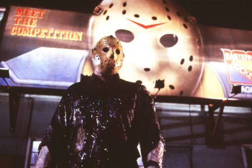 Stay at the 'Friday the 13th' campsite - if you dare