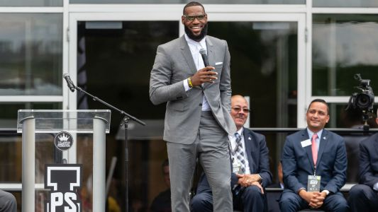 Quibi, LeBron James and 'I Promise': What to know about the streaming service's documentary