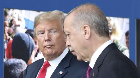 Trump Says Extraditing Turkish Cleric Fethullah Gulen Is 'Not Under Consideration'